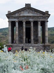Garni temple, Armenia / Գառնի տաճար, Հայաստան (Gor .) Tags: գառնի հայրենիք հայաստան գարուն ծաղիկ garni temple armeniangenocide arm armenian armenia armenians ancientcity ancient antic ruin ruins sight symbolic symbol spring summer blossom blooming bloom flowers flower yerevan tourism touristic tourists tourist