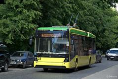 Electron T19102 #123, Lviv, 2018/05/20. (lg-trains) Tags: ukraine transport lviv