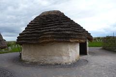 Typical Home of Stonehenge Age, England (Joseph Hollick) Tags: stonehenge england
