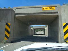Carpool Tunnel Syndrome (twm1340) Tags: bridge overpass highway schnebly hill road az arizona