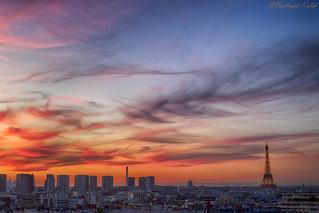 Flamboiement Parisien