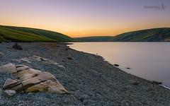Sunset over the Elan Valley (bridgendboy2012) Tags: bigstopper reservoir landscape sunset elanvalley wales