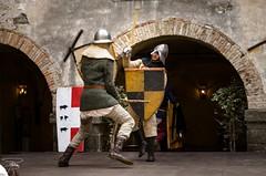Giornate medievali al Castello di Gorizia - 048 (giannizigante) Tags: gorizia castello giornatemedievali medioevo rievocazionistoriche
