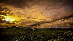 Amaneciendo sobre el lago Chamo, Ethiopia (día 6) (pepoexpress - A few million thanks!) Tags: nikon nikkor d750 nikond75024120f4 nikond750 24120mmafs pepoexpress landscape sunset sunrise lagochamo ethiopia africa sky skyline clouds goldenhour amanecer