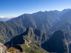 Machu Picchu, From the Top of Mount Machu Picchu 2