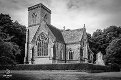 St Mary's Church (xL30N) Tags: bictonpark stmaryschurch eastbudleigh england unitedkingdom gb