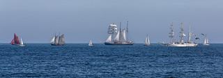 Sunderland Tall Ships 14-7-2018