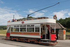 Beamish Museum Tram: 31 Blackpool Corporation Pockerley (emdjt42) Tags: tram blackpoolcorporation beamishopenairmuseum beamish 31