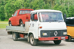 Saviem Renault 27.5.2018 0739 (orangevolvobusdriver4u) Tags: renault saviem france lkw truck renaultfrance 2018 archiv2018 car auto klassik classic oldtimer vintage bleienbach schweiz switzerland suisse
