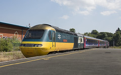 43002 (Lucas31 Transport Photography) Tags: trains railway hst class43 gwr