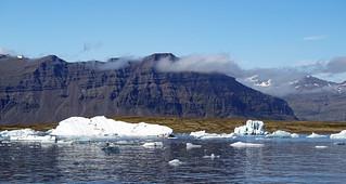 Laguna Jokulsarlon en el glaciar Vatnajokull  Islandia 22