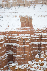 Bryce Canyon with Winter Snow (pbruch) Tags: winter snow bryce canyon national park fresh