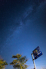 Night sky (小林諒斗) Tags: nightview nature night sony samyang sky hokkaido α6000 milkyway