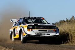 Audi Quattro (Alan McIntosh Photography) Tags: action motorsport audi quattro sport rally border ranges