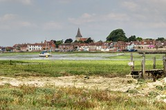 Low Tide at Bosham (clivea2z) Tags: unitedkingdom greatbritain england sussex westsussex bosham chichesterharbour