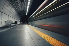 time-traveling (christian mu) Tags: cologne germany rathaus haltestellerathaus metro subway ubahn urban underground christianmu architecture 252 25mm batis252 batis zeiss sony sonya7riii sonya7rm3