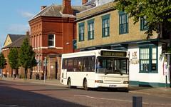 Regent Coaches X511WRG on route 660 at Court Street, Faversham- 21st June 2018 (Alex-397) Tags: bus buses kent transport dart x511wrg