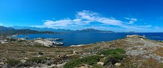 La baie de Calvi [explored] (dbrothier) Tags: flickrcorsicaflickrcorse kalliste landscape 7dwf corsica mer mediterranee