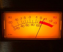 Red Lining (Pennan_Brae) Tags: studiogear audiogear audio musicproducer musicproduction recording recordingsession vumeter meter musicstudio recordingstudio