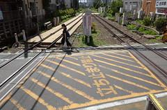 R0318707 (tohru_nishimura) Tags: gr ricoh shimokitazawa train keio station tokyo japan