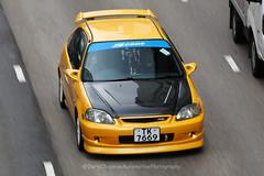 Honda, Civic, Wan Chai, Hong Kong (Daryl Chapman Photography) Tags: tk7669 honda civic ek wanchai canon 5d mkiii pan panning panningphotography auto autos automobile automobiles car cars carspotting carphotography spoon hongkong