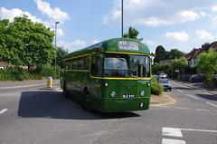 IMGP1582 (Steve Guess) Tags: guildford surrey england gb uk bus rf644 nle644 aec regal iv rf london country lcbs