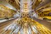 Segrada Familia 2 (lycheng99) Tags: segradafamilia segrada familia buildings architecture architecturaldesign modernarchitecture gaudi antonigaudi color columns ceiling design barcelona spain