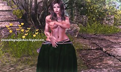 LOTD#71 - Into the Woodlands (Avery2018) Tags: magika 1313 mockingbird lane we love roleplay angel pain am poses