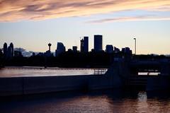 Bow River (JMacPherson) Tags: bowriver calgary alberta sunset