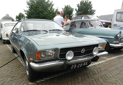 1973 Opel Rekord Coupe 23-28-XK (Stollie1) Tags: 1973 opel rekord coupe 2328xk denhelder
