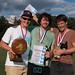 Deutsche Meisterschaften Freestyle Frisbee - Siegerehrungen 2018