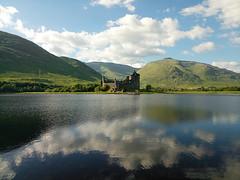 Kilchurn Castle (bruno carreras) Tags: highlands tierras altas tierrasaltas escocia scotland castel castillo valley valle lago lake loch glencoe skye cairngroms uk
