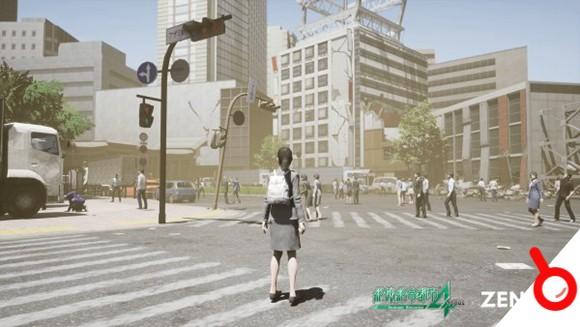 《絕體絕命都市4》將與ZENRIN合作 遊戲城市將更逼真