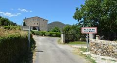 Paussan, commune de Mialet (Gard), est un des hameaux de la commune, avec Luziers (gunger30) Tags: mialet gard cévennes languedocroussillon occitanie france 2018 paysage paussan hameau