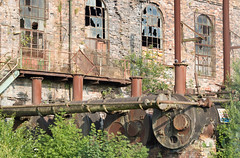 Chatterley Whitfield boilers 01 jul 18 (Shaun the grime lover) Tags: derelict industrial rusty summer chatterley whitfield colliery coal mine chell tunstall staffordshire steam boilers