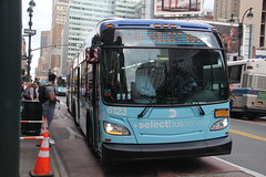 IMG_9458 (GojiMet86) Tags: mta nyc new york city bus buses 2017 xd60 6123 m34 sbs select service 34th street 7th avenue