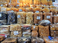 Dry fish (markb120) Tags: market mart emporium rialto fish sea food seafood dry dried arid dead desiccated dusty