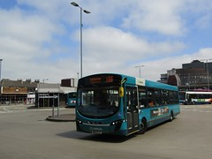 Arriva North East 1511 NK13FJY Middlesbrough Bus Stn on X66 (1) (1280x960) (dearingbuspix) Tags: arriva max arrivanortheast 1511 x66 nk13fjy
