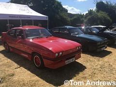 IMG_2841 (TomAndrews96) Tags: newport pagnell carnival july 2018 classic classics car cars ford capri escort sierra tickford