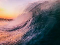 24 (Justin Bartels) Tags: wave waves water ocean day sunset mood abstract art fineart contemporaryart abstractart sandiego socal southerncalifornia california encinitas carlsbad motion movement fluid