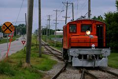 Iowa Traction (Jeff Carlson_82) Tags: iatr iowatraction steeplecab motor 60 masoncity ia iowa interurban electric freight traction train railroad railfan railway