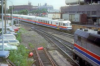 Amtrak RTG-1 61