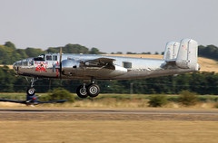 44-86893/N6123C B-25J-35-NC The Flying Bulls (ChrisChen76) Tags: duxford b25j mitchell theflyingbulls usa