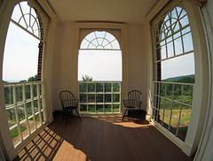 Monticello Garden House (LebronPhoto) Tags: olympusomdem1 olympusomd lebronphotography lebronphoto lebron 7artisans75mmf28fisheye monticello thomasjefferson charlottesville virginia