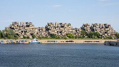 Habitat 67 (caribb) Tags: montreal montréal quebec québec canada urban city 2018 downtown centreville centrum oldmontreal vieuxmontréal vieuxport quebechistory montrealhistory touristarea oldport touristic ships freighters boats yachts water stlawrenceriver river tourboats harbor harbour habitat67 homes apartments condos