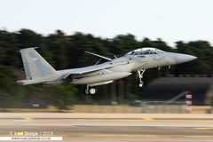 12-1025 - Boeing F-15SA Strike Eagle - Royal Saudi Air Force (KarlADrage) Tags: 121025 boeingf15 f15sa strikeeagle rsaf royalsaudiairforce egul raflakenheath retro63