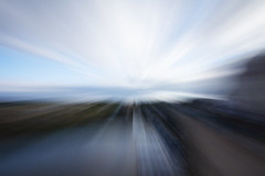 Zoom (RagbagPhotography) Tags: icm intentional camera movement blur contrast shade sunset golden hour sail boats sailing yachts harbour standrews saint andrews fife scotland