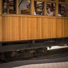 20180613_0660 (channyuk (using Albums)) Tags: portdesoller tram nikond800 58mm f14 mallorca majorca streetphotography