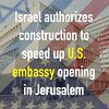 Embassy move (Facts for a Better Future) Tags: usa israel embassy jerusalem