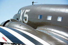 Not just another DC-3! (Edward Mitchell) Tags: sunnfun lakeland airshow air show airplane history historic c47 dc3 worldwarii